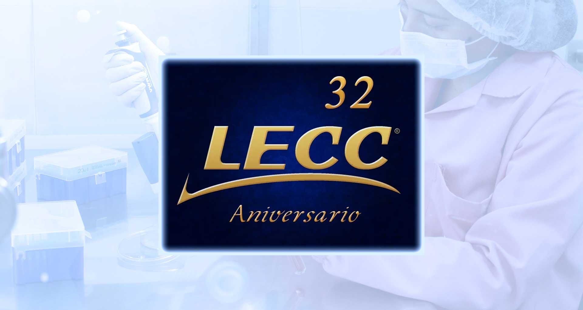 LECC 32 AÑOS