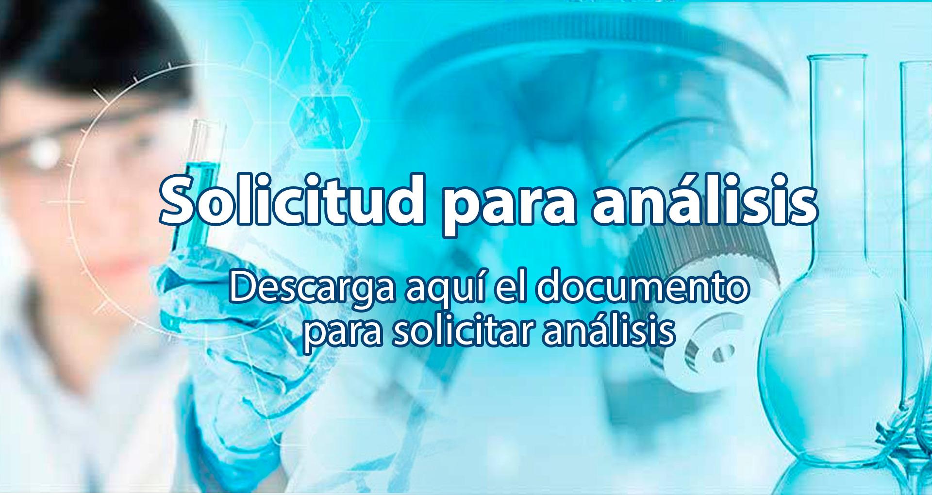 LECC SOLICITUD ANÁLISIS